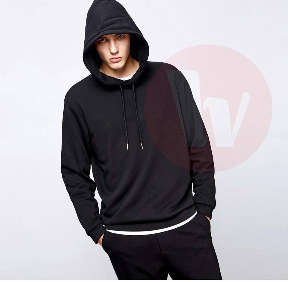 Michael Jackson Hoodie Captain EO Hoodies Men Streetwear Pullover Hoodie Popular Blue Large Autumn Cotton Long Hoodies